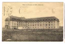 CAEN   ( Calvados  )   Maison Des Étudiants ... ( Côté S.O. ) - Caen