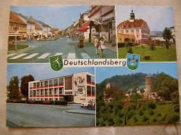 Austria - Deutschlandsberg    D82396 - Zonder Classificatie