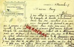 Courroux V.1897 J.FARINE A COURROUX (34841) - Italien