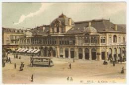 NICE  ----   Le Casino     ( Vieux Tram) - Monumenten, Gebouwen
