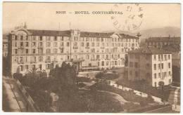 NICE  ----   Hôtel  Continental - Monumenten, Gebouwen