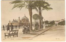 NICE  ----   Le Palais De La Jetée - Promenade - Monumenten, Gebouwen