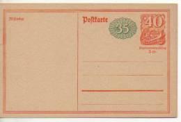 Aak32/ Deutsches Reich Gansache Nr. P 152 Ungebraucht/ * - Germany