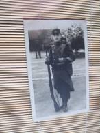 GUERRE 1914-18 CARTE PHOTO MILITAIRE 153e REGIMENT  @ CPA  VUE RECTO/VERSO AVEC BORDS - Guerre 1914-18