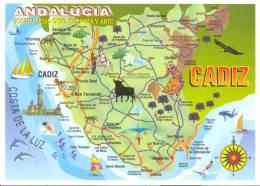 Espagne - España - Andalucìa - Cadìz - Cádiz
