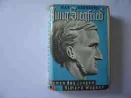 Jung Siegfried   De Max KRONBERG - Bücher, Zeitschriften, Comics