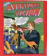 AVENTURES FICTION 1958 NUMERO 7 ARTIMA - Aventures Fiction