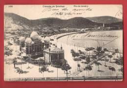 Q0894 Rio De Janeiro, Enseada Da Botafogo. Circulé En 1913 Vers Paris. No 288 - Rio De Janeiro