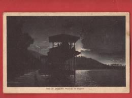 Q0895 Rio De Janeiro, Pavilhao De Regatas. Circulé En 1921 Vers Lausanne.Timbre Manque - Rio De Janeiro