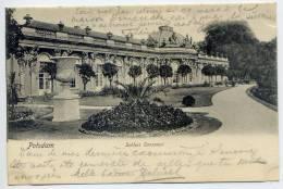Allemagne--POTSDAM--1904- -Schloss Sans Souci - Potsdam