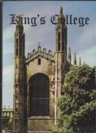 GB.- Books - King's College And Its Chapel Described By John Saltmarsh Vice-provost. 3 Scans - Boeken, Tijdschriften, Stripverhalen