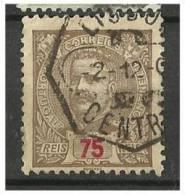 PORTUGAL . D.Carlos I - AF 144 - Used - Used Stamps