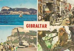 L-GIBRALTAR-VEDUTINE - Gibilterra