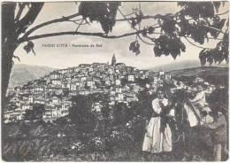 Gf. FIUGGI CITTA. Panorama Da Sud. 139540 - Frosinone