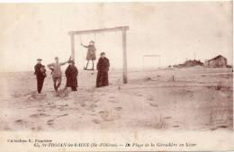ST TROJAN Les BAINS Plage De La Giraudiere En Hivers - Sin Clasificación