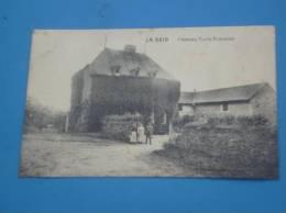 CPA BELGIQUE LA REID Chateau Verte Fontaine   Rare - Belgique