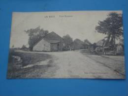 CPA BELGIQUE LA REID Vert Buisson  Rare - Belgique