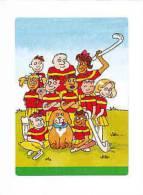 Team  //  Image  -  Equipe / Hockey Sur Gazon / Sport  // IM 82/1 - Vieux Papiers