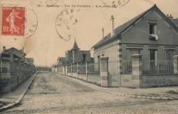 ( CPA 92)  ANTONY  /  Rue De La Fontaine  - - Antony