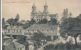 ANTIGUA - St Johns - Anglician Cathedral - Antigua & Barbuda
