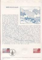 Document Philatélique Officiel De La Poste - Nord-Pas-de-Calais - 13-12-1975 - Documents De La Poste