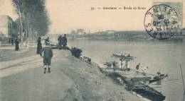 ( CPA 92)  ASNIÈRES  /  Bords De Seine  - - Asnieres Sur Seine