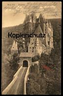 ALTE POSTKARTE BURG ELTZ EINGANG Wierschem Maifeld Polch Schloss Castle Chateau Postcard Cpa AK Ansichtskarte - Familias Reales