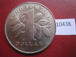 Trinidad & Tobago , 1 Dolar 1979 - Monedas