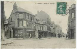 76 Yvetot - Rue De L'église - Yvetot
