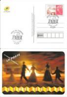 FETE DU TIMBRE 2012 - Enteros Postales