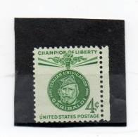 ETATS-UNIS    4 C   Année 1960    Y&T: 705   (neuf Sans Charnière) - Nuevos