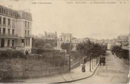 35 - Dinard - Lot 2 CP -Boulevard Couësno, Route De Saint-Enogat (calèches, Villas)  - Din_V7 - Dinard