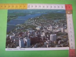 61)canada :ottawa :  Vue Aerienne : - Ottawa