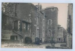 116. NANTES Pittoresque Et Curieux - Rue Des Orphelins - Ancien Chateau De La Mocarderie - Nantes