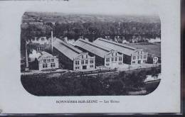 BONNIERES SUR SEINE             USINE - Bonnieres Sur Seine
