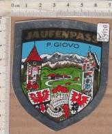 PO5943B# ADESIVO MERANO VIPITENO - P.GIOVO - JAUFENPASS - Adesivi