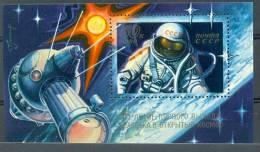 Mua004 TRANSPORT RUIMTEVAART SATELLIET SPACE SATELLITE COSMONAUT QWRS 1980 PF/MNH  VANAF1EURO - Raumfahrt