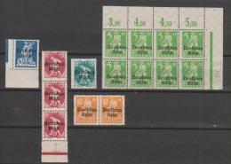 D.R.Infla-Lot,postfrisch, Mi.Spezial 2012,ca.140 Euro,einige Werte Gep.(3570) Preis Wurde Reduziert !! - Deutschland