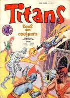 Titans 10 - Titans