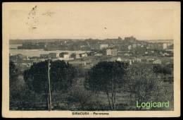 SIRACUSA PANORAMA 1931 - Siracusa