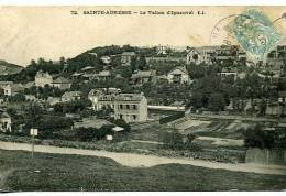 SainteAdresse  Le Vallon D'Ignauval Et Les Villas - Francia