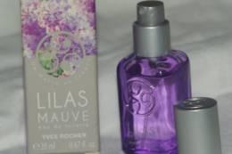"""PARFUM VAPORISATEUR EAU DE TOILETTE """" LILAS MAUVE """"  Yves ROCHER 20 Ml  PLEIN Avec Sa  Boîte - Parfum (neuf Sous Emballage)"""