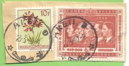 _D820  Fragment Met : AKETI  -- D - Congo Belge