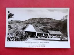 Rppc----- Namanga River Hotel Not Mailed--    Ref 729 - Kenya