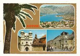 Cp, Montenegro, Kotor, Multi-Vues - Montenegro