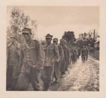 MILITARIA - WW II, Poland,  Die Deutsche Besetzung Der Polnischen 1939 - Polnische Gefangene In Gorlice - Visores Estereoscópicos