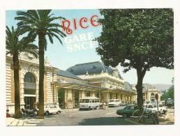 Cp, 06,Nice, La Gare SNCF - Nice
