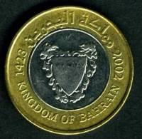 2002 Bahrain 100 Fils - Bahrein