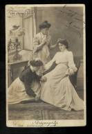 Mariage - Mariée - Wedding - Préparatifs - Un Grand Jour - Dos écrit En 1904 - Noces