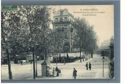 PARIS  AUTEUIL  ... Bd  Exelmans ... - Arrondissement: 16